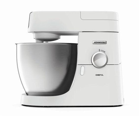 KENWOOD Küchenmaschine Chef XL KVL4110S Küchenmaschinen und Food - bosch mum k chenmaschine