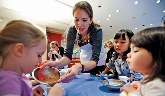 Classic Grown-Up Gigs: Kids Cooking Class Teacher/Small Business Owner Jessi Walter of Taste Buds!
