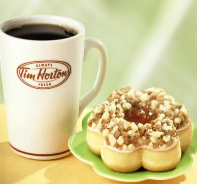 Tim Hortons Deal: Get a Coffee   Donut for $1.99!