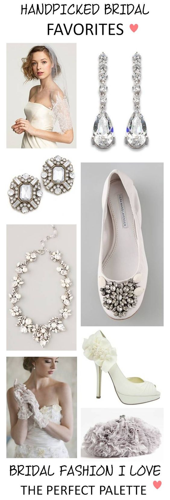 perfectpalette bridal jewelry accessories