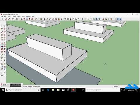 Getting Started In Google Sketchup 3 View Tab Google