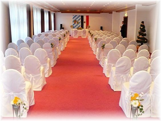 Hochzeitszeremonie im Raum Ammersee, Riessersee Hotel Resort, http://www.riessersee.com/