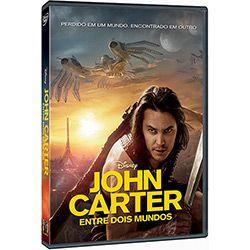 DVD - John Carter - Entre Dois Mundos