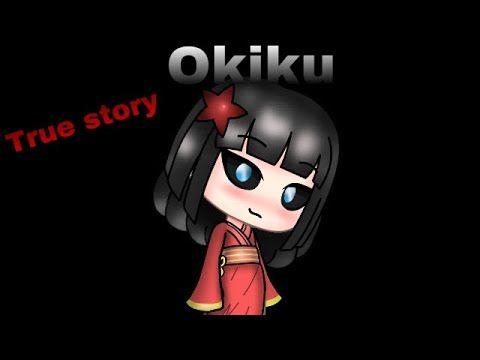 The Mystery Of The Japanese Okiku Doll Gacha Life Youtube Scary Animation Scary Gif