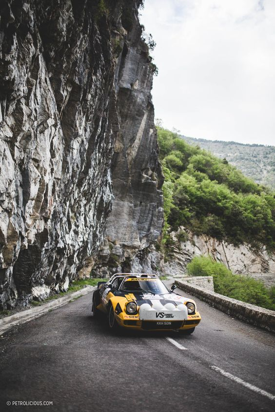 The Tour Auto Optic 2000 Is The Ultimate European Road Rally