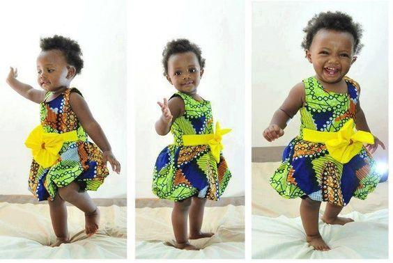 Dress for kid