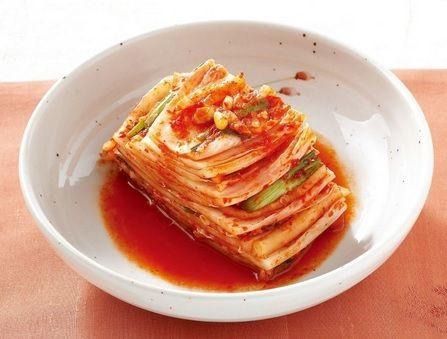 Baechu Kimchi. Picture: Naver Encyclopedia
