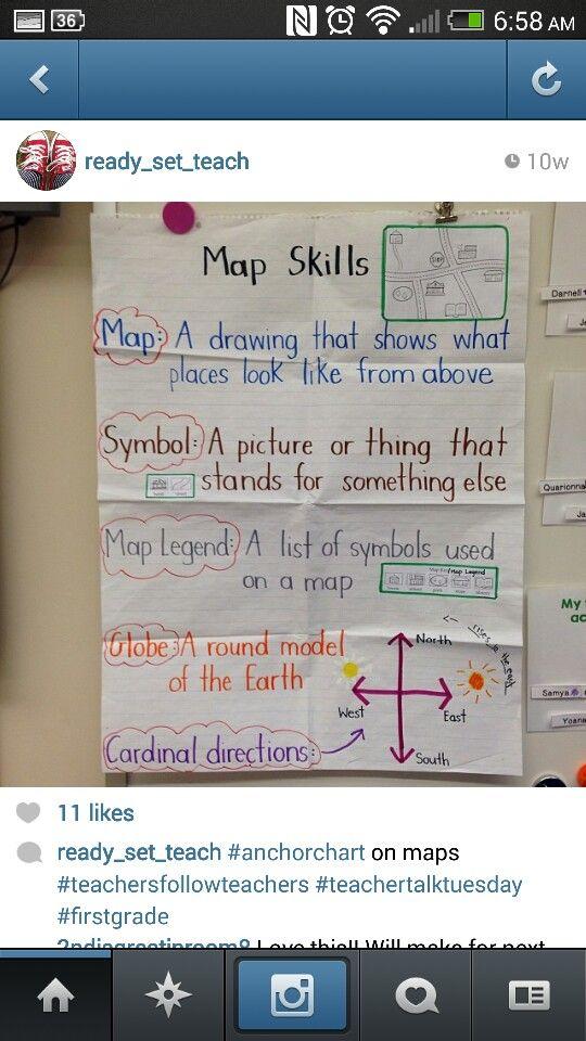 Mapping Skills                                                       …
