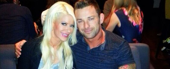 davey richards dating angelina love twitter