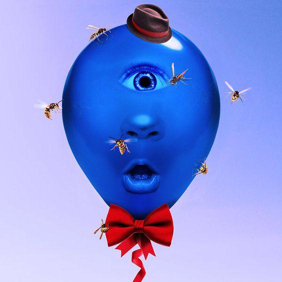 Wasps Vs Balloon on Behance