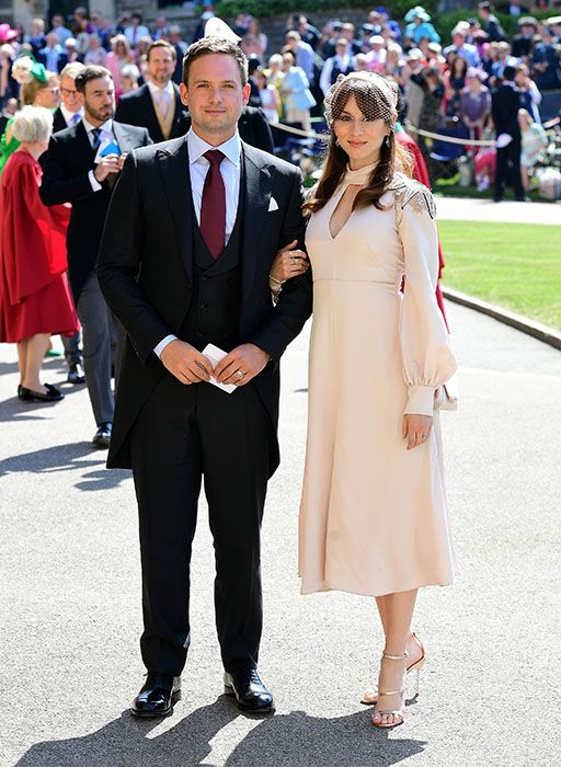 Suits Cast Arrive To Watch Meghan Markle Marry Her Prince At Star