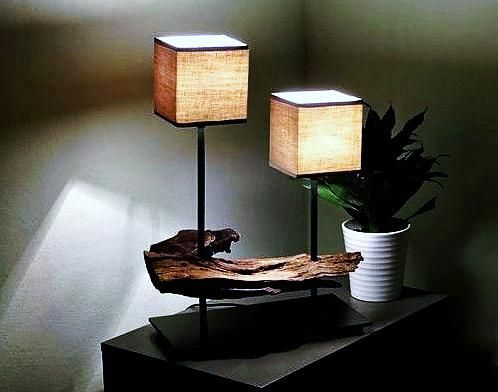 Small Contemporary Table Lamps