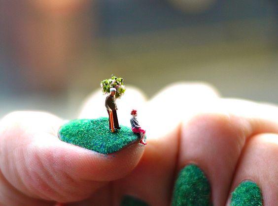 Alice Bartlett nail scenes