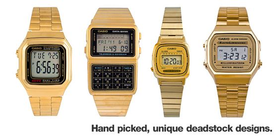 Vintage watches for a great price   American Apparel