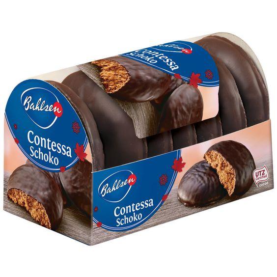 Bahlsen contessa cookies recipe