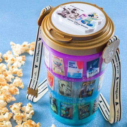 バケット 歴代 ポップコーン ディズニー ディズニーのポップコーンバケット(バケツ)の基本をおさえよう!(値段、種類、使い道、洗い方)
