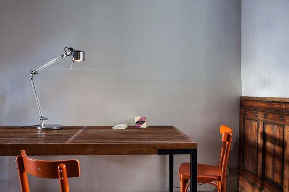 Serien.Lighting - Job Table