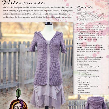 Watercourse Sweater