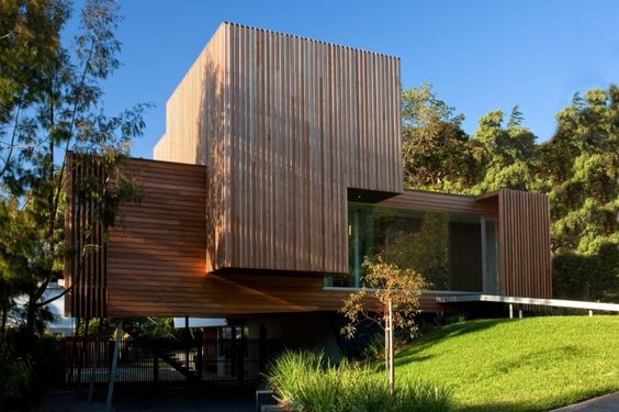 Kew House 3″ par Vibe Design Group