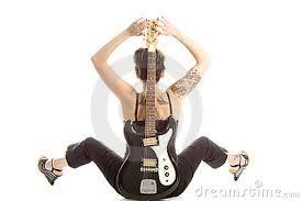 Seja fiel ao rock 80 a ao exercício...