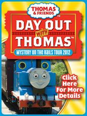 SAM Shortline | Southeast Georgia Excursion Train - Day out with Thomas. Must do this with Adaleigh sometime!