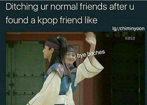 I M Ditching You Bts Memes Hilarious Bts Memes Funny Kpop Memes