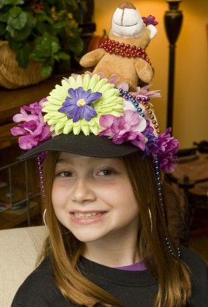 Crazy Hat Ideas For Kids To Make