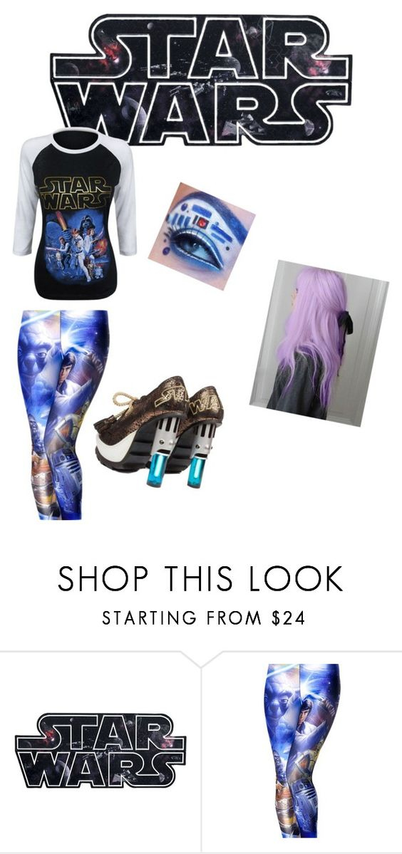 """Star Wars...."" by hannia24 ❤ liked on Polyvore"