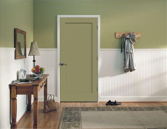 Madison Molded Interior Door True Recessed Flat Panel