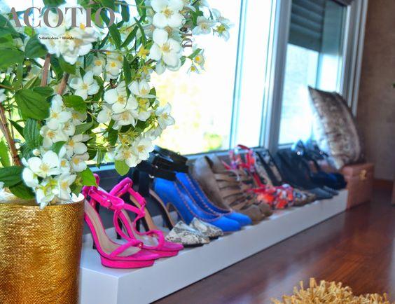 DIARIODECO5: organizar zapatos