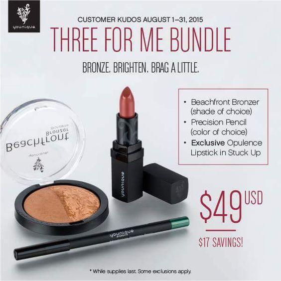 #lipstick #makeup #bronzer #liner #beautiful www.youniqueproducts.com/KelsieBuchanan