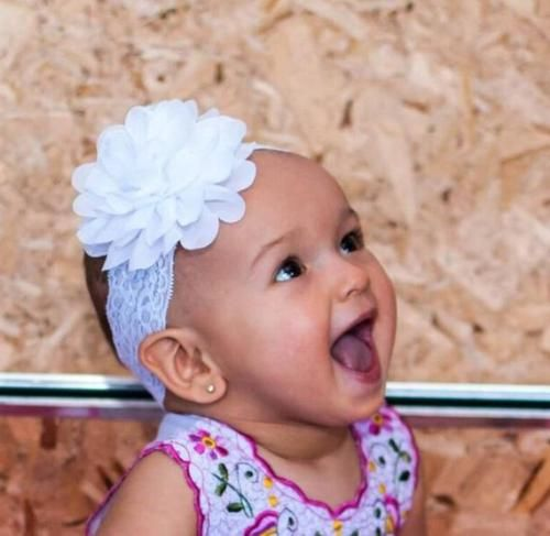 Newborn Over the Top Bow Headband and Diaper Cover,White Headband,Baby Headband,Baptism Christening Headband Bow,White Headband and Bloomers