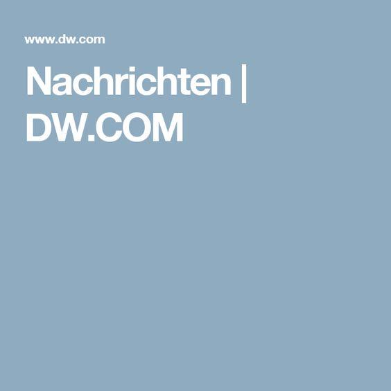 Nachrichten   DW.COM