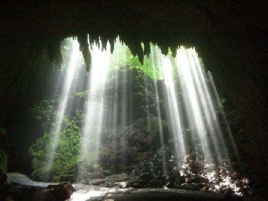 Rio Camuy Cave Park (Parque de las Cavernas del Rio Camuy): Main Entrance to Cavern