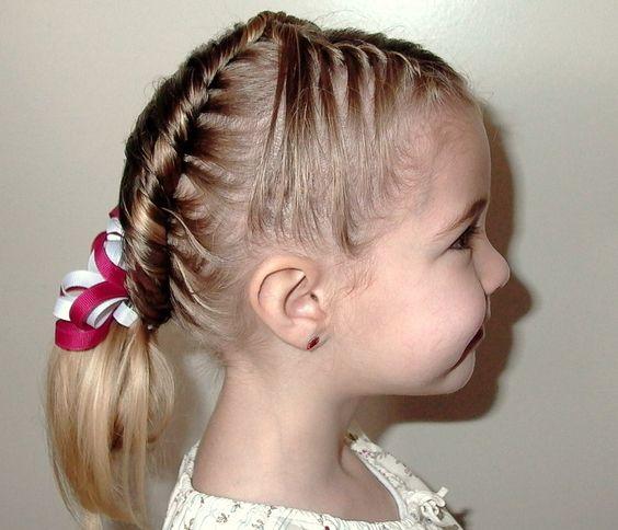 Super Braid Hairstyles Black Girls And Black Little Girls On Pinterest Short Hairstyles Gunalazisus