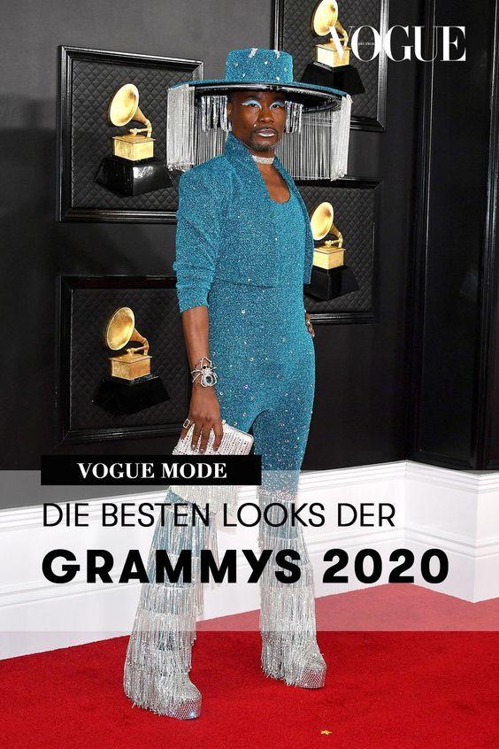 Grammy 2020 Das Waren Die Red Carpet Looks Der Stars In 2020