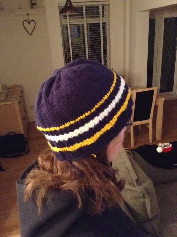 Dad's Staines Town hat