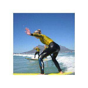 PRESENTES DE AVENTURA - BATISMO DE SURF PARA ELA