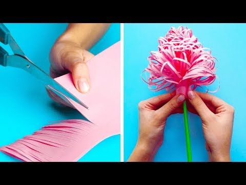 31 Valentine Crafts For Kids To Make Paper Flowers Diy Paper