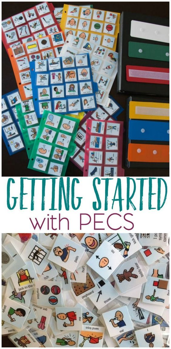 If your child has a speech or language delay, their speech therapist may suggest several strategies to help them with communication. For us, and for many, the most useful strategy has been PECS. But what are PECS and how do you get started with them?