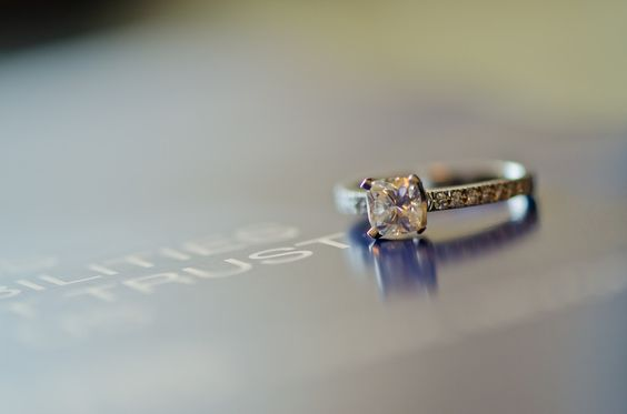 Trust | Wedding Ring