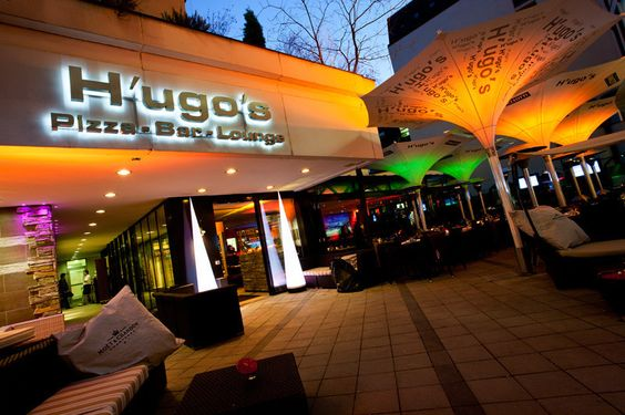 Home - Hugos GmbH Ristorante Pinterest Bar lounge, Essen and - ciel de paris franzosische restaurant