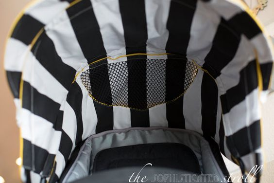 Customizable // Britax BReady // Canopy by SophisticatedStroll
