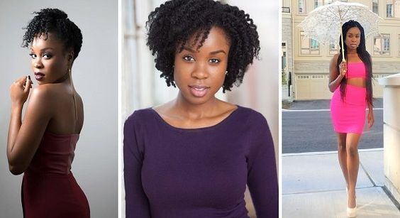 Model Actress Ashley Rose struggled with revealing her natural hair, her industry isn't exactly welcoming. She's beginning to prefer natural styles now though!  To learn how to grow your hair longer click here - http://blackhair.cc/1jSY2ux