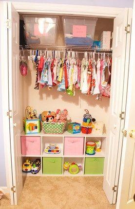 Ideas roperos para bebes en espacios peque os buscar con for Roperos para cuartos de ninas