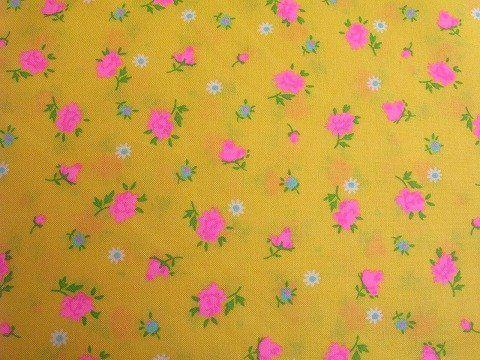 Soldout Pinks Original Fabric 48 - 手芸 通販 アンティーク ファブリック ピンクス
