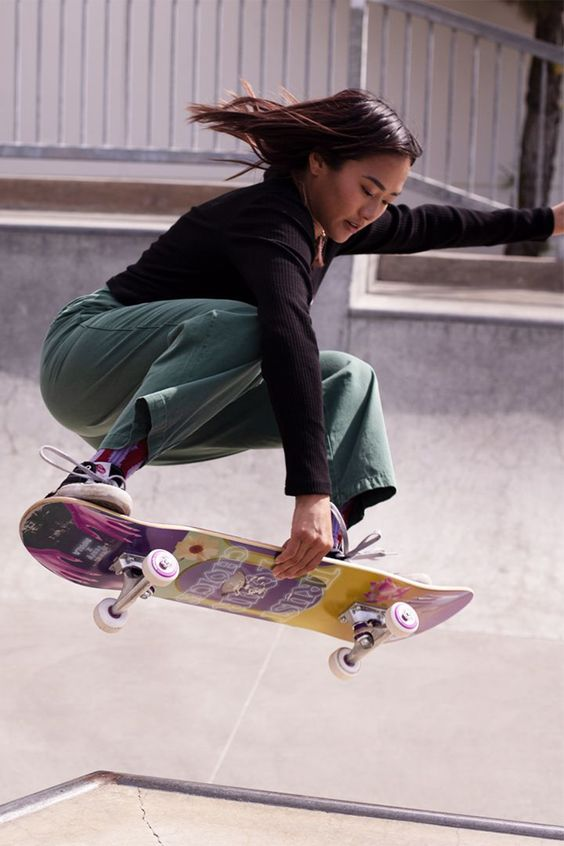 An Impala skate promotional photo.