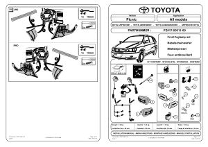 1996 #Toyota Picnic – Fog lamps#Car #Auto #AutoManuals #Manual #CarManuals #WiringDiagrams #CircuitsWiringDiagram #download #pdf