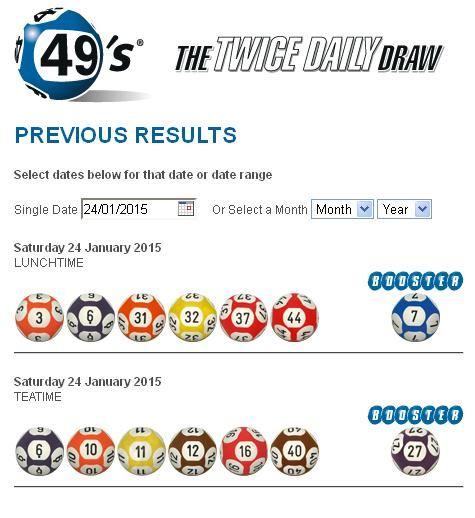 Irish Lottery Ilottery On Pinterest