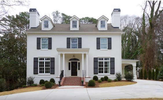 Benjamin moore white white doves and benjamin moore on - Benjamin moore white dove exterior ...